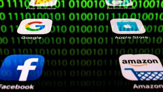 A Amazon voltou a ficar no primeiro lugar do ranking. Já o Facebook registou a maior subida