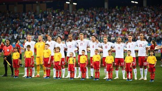 A seleção dinamarquesa marcou presença no Campeonato do Mundo e está prestes a estrear-se na Liga das Nações