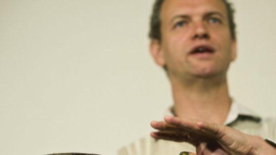 Alexander Kellner é paleontólogo e assumiu a direção do Museu Nacional há sete meses