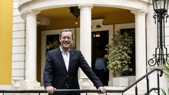 Miguel Guimarães falou durante uma conferência de imprensa, no Porto