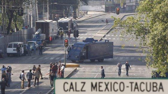 Há 17 anos que o realizador mexicano não fazia um filme no seu país natal
