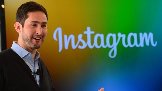 KevinSystrom eMike Krieger eram colegas de faculdade e lançaram o Instangram em 2010. Dois anos depois, o Facebook comprou a empresa por mil milhões de dólares