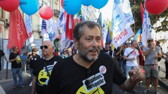 """A Fenprof também vai """"apresentar queixa contra o Governo português junto da Organização Mundial do Trabalho"""""""