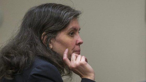 Louise Turpin e o marido, David Turpin, declaram-se inocentes pelos 88 crimes de que estão indiciados