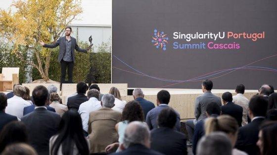 O SingularityU Portugal Summit decorre esta segunda e terça-feira no novo polo da Nova School of Business and Economics