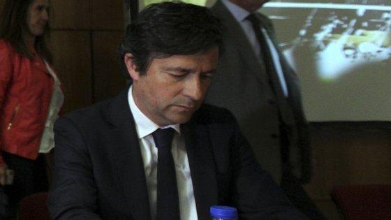O presidente do Turismo Norte,Melchior Moreira, foi um dos detidos
