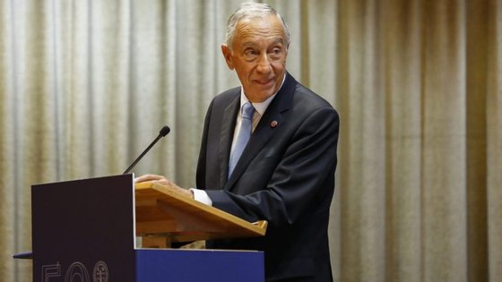 Além de Marcelo Rebelo de Sousa, Augusto Santos Silva adiantou que o Presidente da Assembleia da República, Eduardo Ferro Rodrigues, vai estar na China em novembro