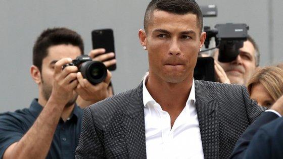 O jogador português falou na conferência de imprensa de antevisão do Manchester United-Juventus desta terça-feira
