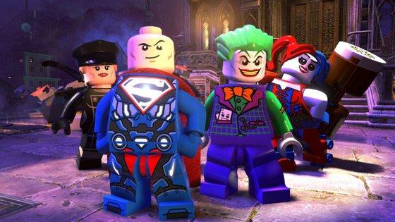Joker e companhia são os protagonistas de um jogo onde os maiores heróis desaparecem nos primeiros minutos