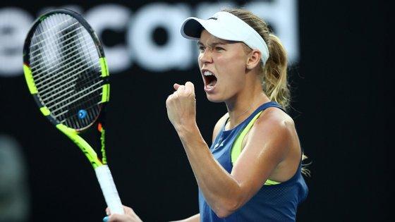A tenista dinamarquesa conquistou em janeiro o primeiro Grand Slam da carreira no Open da Austrália