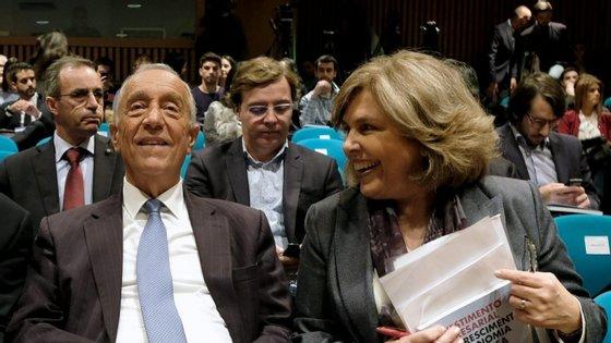 Isabel Mota, a primeira mulher a liderar a Fundação Gulbenkian.