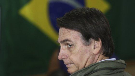 Segundo a Datafolha, 59% de evangélicos declararam a sua intenção de voto em Bolsonaro