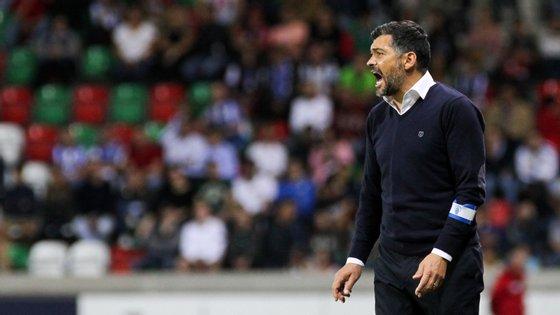 FC Porto de Sérgio Conceição somou a quinta vitória seguida, série que não conseguia desde janeiro deste ano