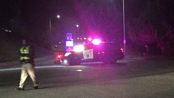 Polícia está junto do centro de reabilitação à procura do atirador