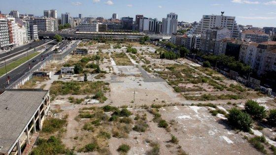 Os terrenos da antiga Feira Popular, em Lisboa, vão a hasta pública no próximo dia 12 de novembro