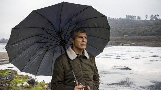 """O ambientalista contou que """"foram três anos a lutar, três anos a ir ao rio, três anos a ir aos focos de poluição"""""""