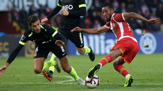 Rodrigo e Diego Galo marcaram os golos dos avenses, Bruno Moreira reduziu já nos descontos. O Rio Ave jogou grande parte do jogo com menos uma unidade, por expulsão de Nadjack