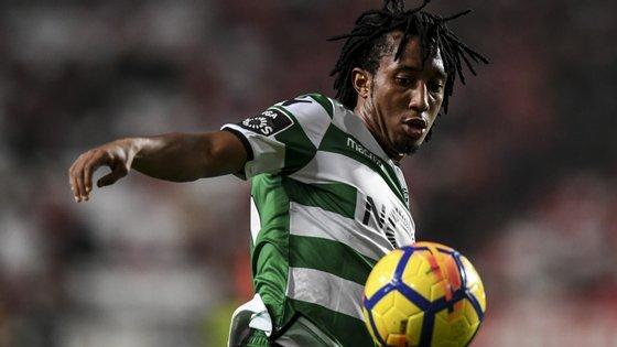 Gelson Martins era o principal ativo entre os jogadores que rescindiram e Sporting estava em negociações com o Atl. Madrid