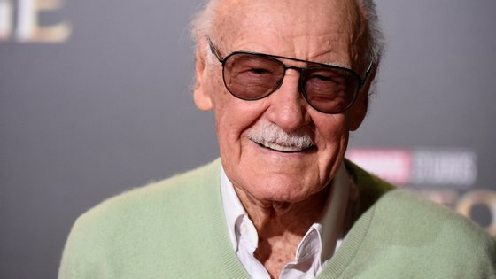 Stan Lee ajudou a criar algumas das mais lendárias personagens da Marvel, como o Homem-Aranha ou o Incrível Hulk