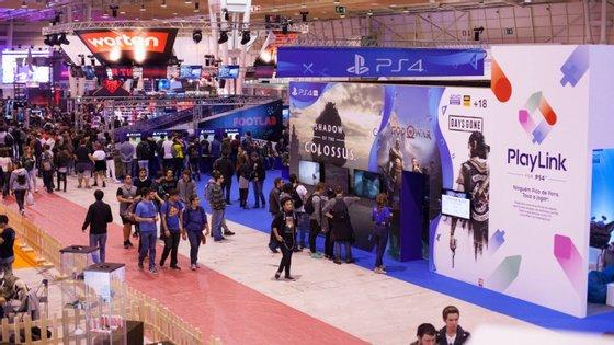 A quinta edição do Lisboa Games Week decorre de 15 a 18 de novembro na FIL, em Lisboa