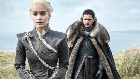 A oitava temporada de Guerra dos Trones será a última da série norte-americana