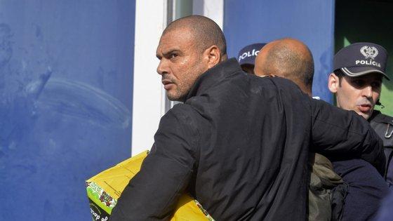 Nuno Mendes, conhecido por Mustafá, é arguido no processo do ataque à academia do Sporting