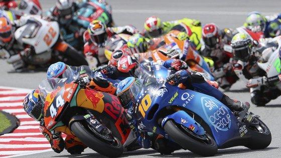 O GP da Comunidade Valenciana é a 19.ª e última prova da temporada e marca a despedida do português Miguel Oliveira da classe intermédia.