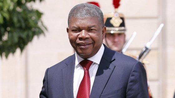 João Lourenço foi eleito presidente de Angola a 26 de setembro de 2017