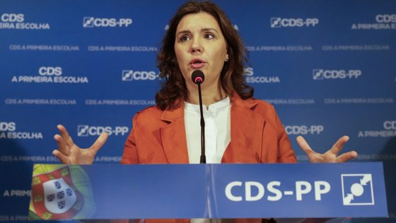 A presidente do CDS-PP falava numa sessão de apresentação da proposta de Orçamento do Estado para 2019 aos militantes e simpatizantes do CDS-PP, no concelho da Batalha, Leiria