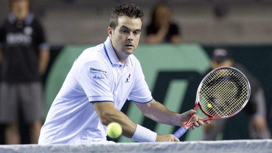 """O italiano Daniele Bracciali, de 40 anos, é atualmente 95.º do """"ranking"""" mundial de pares"""