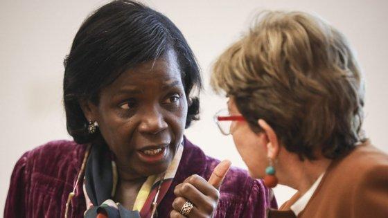 Francisca Van Dunem falava na abertura de uma conferência no Centro de Estudos Judiciários (CEJ) para assinalar o 1.º aniversário das alterações ao Código Penal