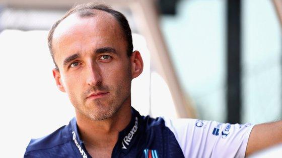 Robert Kubica estreou-se na Fórmula 1 ao volante de um BMW Sauber e agora regressa para conduzir um Williams