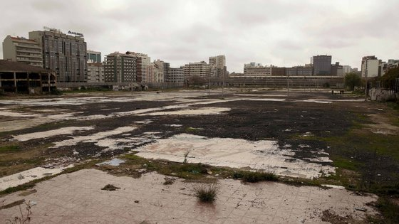 O projeto conhecido como Operação Integrada de Entrecampos envolve os terrenos da antiga Feira Popular