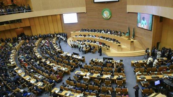 """""""A conclusão da comissão é de que existem incidentes de assédio sexual na Comissão"""", referiu o comunicado emitido esta sexta-feira pela União Africana"""