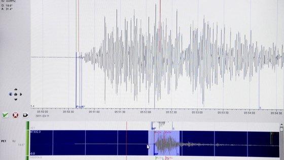 A ilha de Taiwan situa-se perto da junção de duas placas tectónicas e regista regularmente sismos