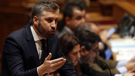 Pedro Nuno Santos defende a proposta do Governo no debate do OE para 2019 na especialidade