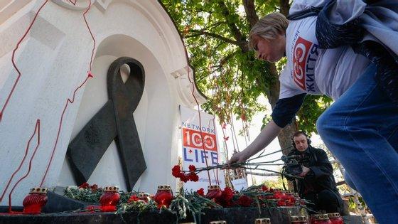 Nos 15 países da região leste foram identificados 130.861 novos casos de VIH, com as taxas mais altas na Rússia, Ucrânia, Bielorrússia e Moldávia