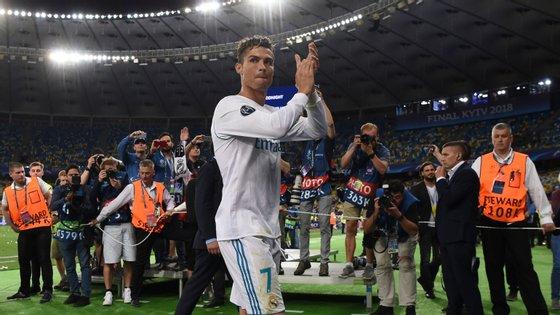 Cristiano Ronaldo, que voltou a ganhar a Liga dos Campeões, teve a terceira época mais goleadora nas provas europeias