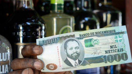 A taxa de juro de referência do sistema financeiro de Moçambique (prime rate) está em 20,20%