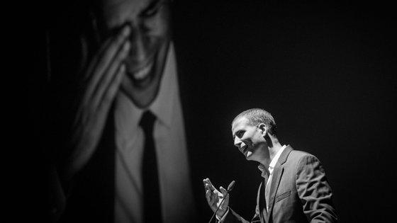 """Ricardo Araújo Pereira estreia em janeiro de 2019 programa no formato do """"The Daily Show"""""""