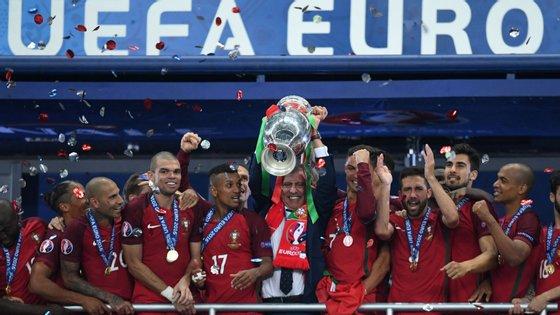 Portugal ganhou o seu primeiro título europeu em 2016 e parte para a edição de 2020 com o objetivo de revalidar o troféu