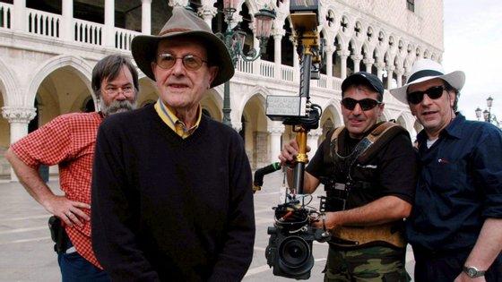 """""""Há coisas que são abissais e os abismos não se podem filmar, sugerem-se"""", disse Manoel de Oliveira, em 1981, no catálogo da primeira retrospetiva que a Cinemateca dedicou à sua obra"""