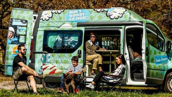 A empresa de aluguer de autocaravanas tem armazéns em 50 cidades europeias e vai ter em mais dez
