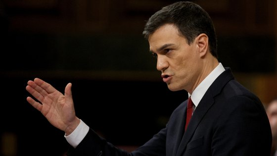 Pedro Sánchez é chefe de governo de Espanha desde 2 de junho de 2018