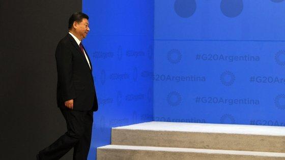 """O Ministério do Comércio afirmou que a """"China começará a implementação de pontos específicos sobre os quais um consenso foi alcançado"""""""