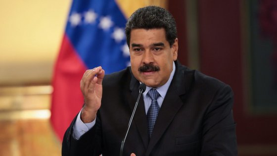 Nicolás Maduro é presidente da Venezuela desde 2013