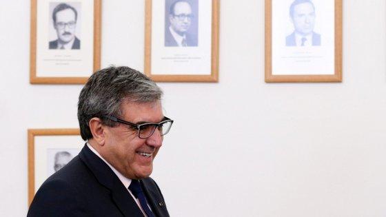 Celso Manata é diretor-geral da Reinserção e Serviços Prisionais