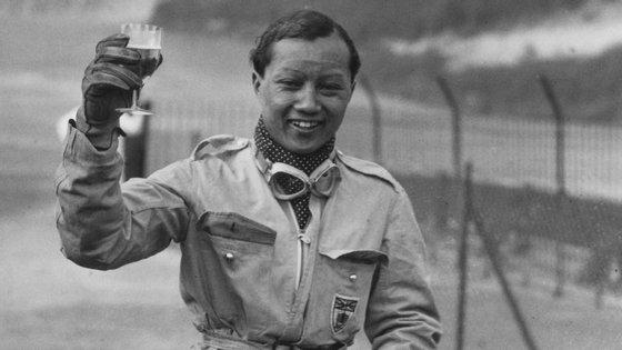 O príncipe Bira correu nas primeiras quatro edições do Campeonato do Mundo de Fórmula 1