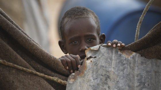 Segundo dados das Nações Unidas, das 821 milhões de pessoas com fome registadas em 2017 em todo o mundo, cerca de 256 milhões viviam em África