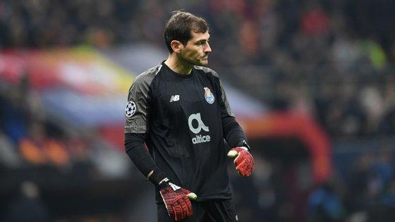 Casillas tornou-se o segundo jogador a chegar aos 100 triunfos na Champions depois de Cristiano Ronaldo